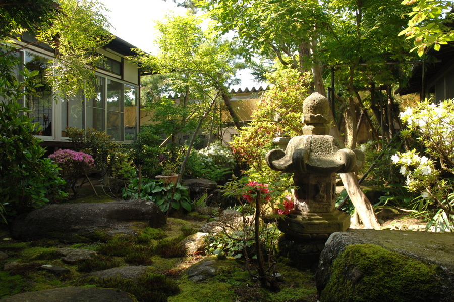 Zenkoji Facilities Takayama Hostel Guesthouse Zenkoji Temple
