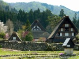 Shirakawago World Heritage Site